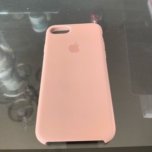 Apple Pink Sand Iphone 7 Case